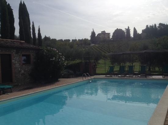 Villa di Monte Solare: villa monte solare