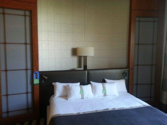 Holiday Inn Paris Gare de Lyon Bastille: Our room
