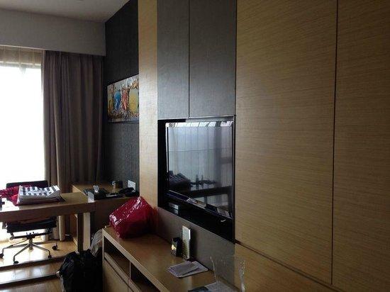 HeeFun Apartment Hotel GZ Poly World Trading Center : В номере