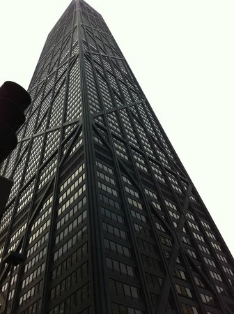 Residence Inn Chicago Downtown/Magnificent Mile : Ponto turistico 360 graus/Chicago-1 quadra do hotel