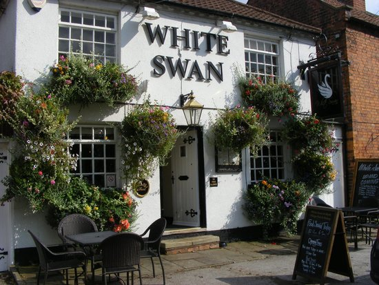 Blyth, UK: White Swan Inn