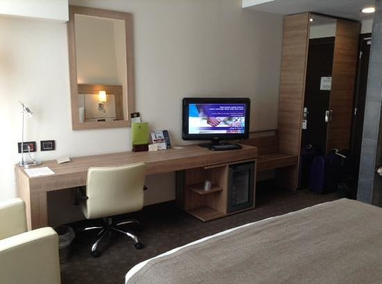 Doubletree by Hilton Milan: spacious