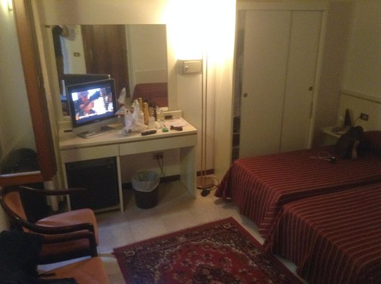 Hotel Orion: Room 36