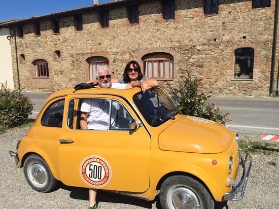 500 Touring Club: Bella