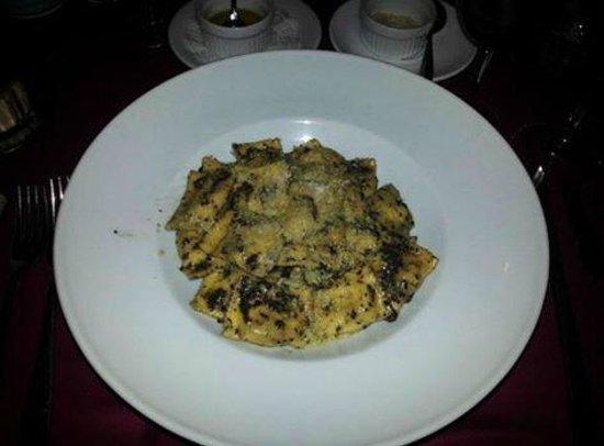 Tocco D'Italia : Ravioli à la truffe