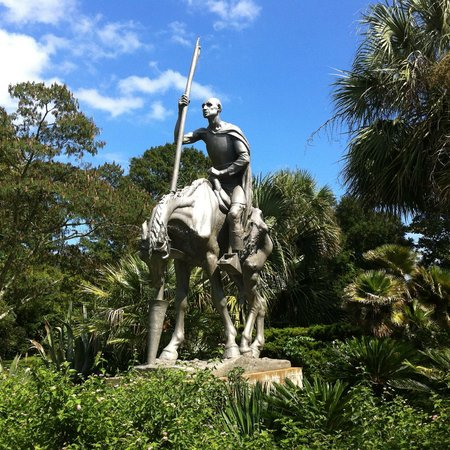 Brookgreen Gardens   Don Quixote