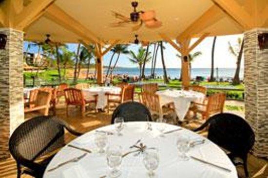 Five Palms Lahaina : Beautiful outdoor seating