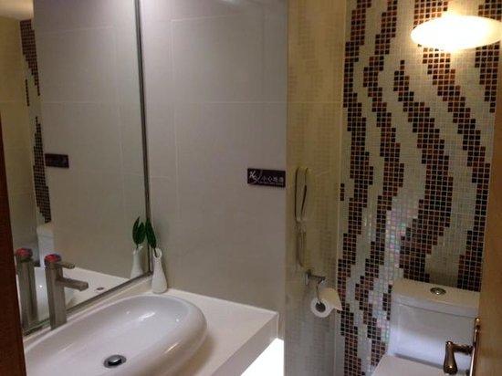Starway Hotel Guangzhou Huanshi East Road : Ванная