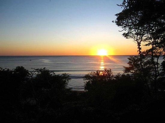 Costa Dulce : One of many beautiful sun sets