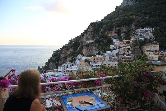 Positano Art Hotel Pasitea: View from room