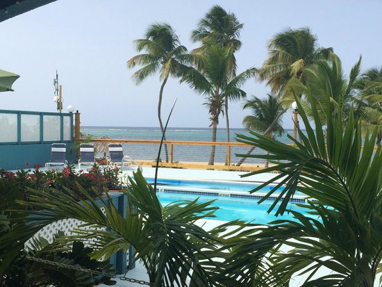 Club St. Croix Beach and Tennis Resort: beach