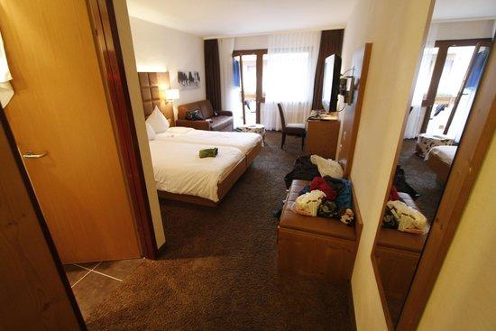 Hotel Olympic: Room
