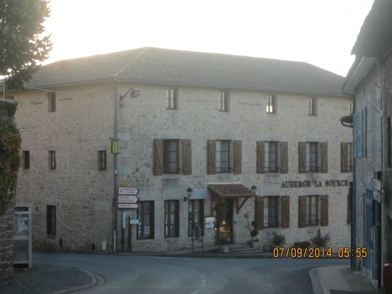 Auberge de la source hotel reviews price comparison for Auberge le jardin de la source