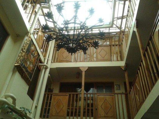 Qori Kintu Apart Pachacutec: segundo y tercer piso