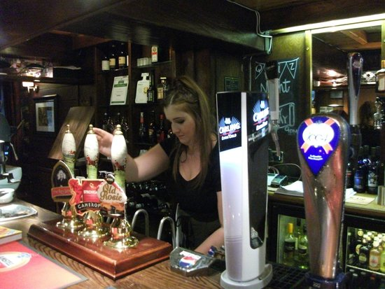 The Foresters Arms: Friendly service