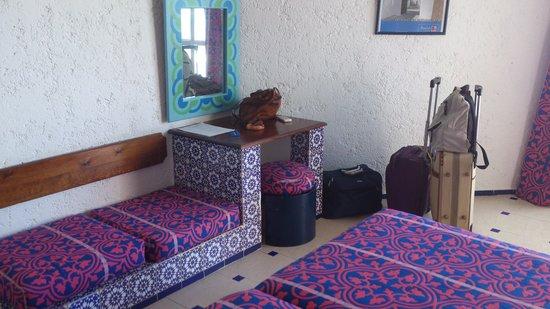 Hotel Tarik : habitacion