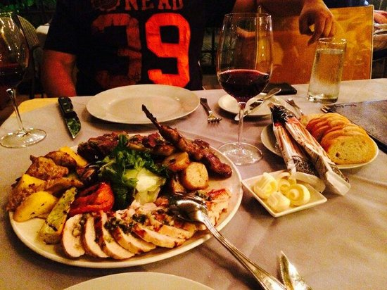 Dinner Time Picture Of Parma Fresno TripAdvisor
