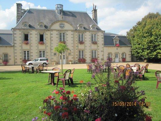 La Marjolaine : The Chateau