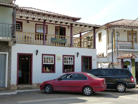 Pousada Fazendinha de Minas - Centro Histórico