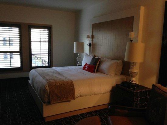 Hotel Valencia - Santana Row : Hotel room