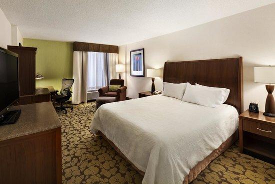 Hilton Garden Inn Saskatoon Downtown: Evolution King Room