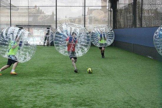 Bubble Soccer Scotland