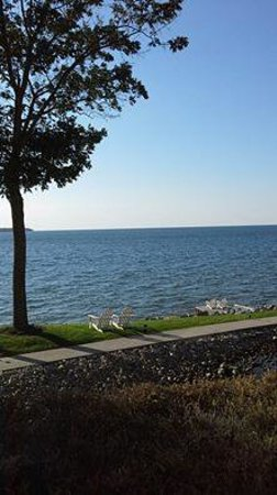 Westwood Shores Waterfront Resort: Glorious day at Westwood