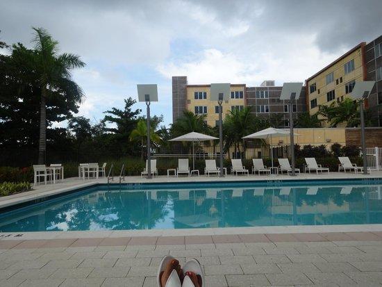 Element Miami International Airport: Pool