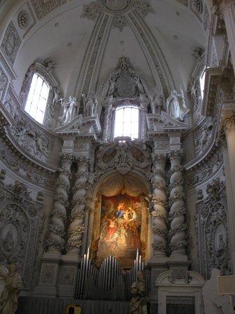 Theatinerkirche St. Kajetan: Munich, Theatinerkirche
