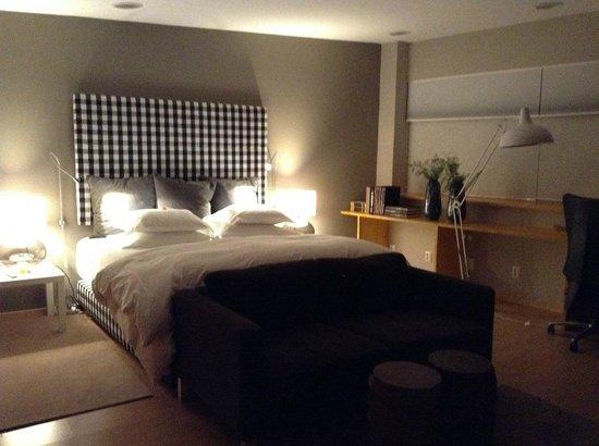 Herdade da Matinha: cama_suite design