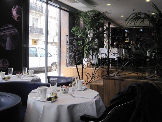 Hotel Design Secret de Paris: Ingresso