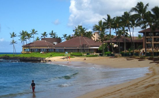 Sheraton Kauai Resort Poipu Beach