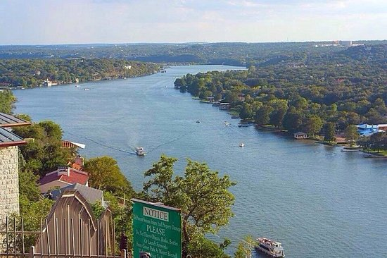 View from Mount Bonnell