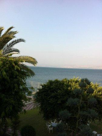 Ron Beach Hotel: Hermosa vista
