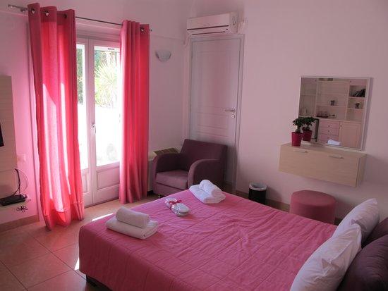 Atrium Villa: la stanza Lilac