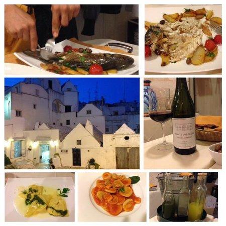 Osteria del Coco Pazzo da Stefano: The place, the meal, the wine!