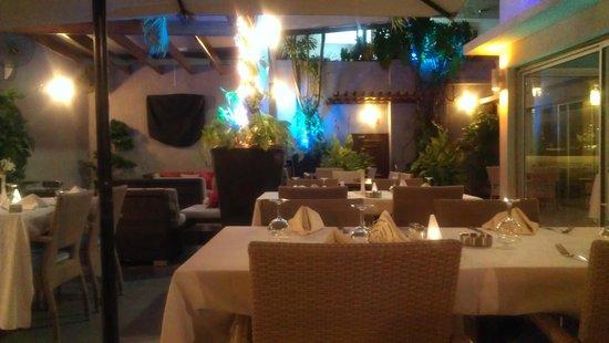 Restaurant Farid: restaurant - inside