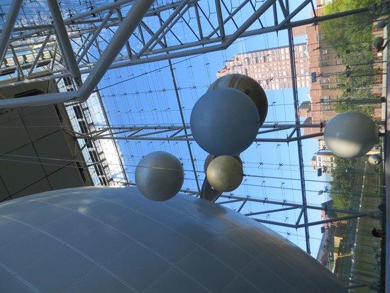 Hayden Planetarium : The Planetarium