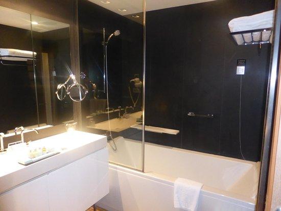 Parador de El Saler : Bathroom