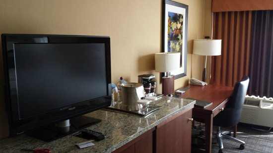 Hilton Knoxville : room 1111