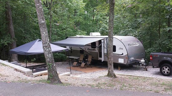 Standing Stone State Park: A great campground