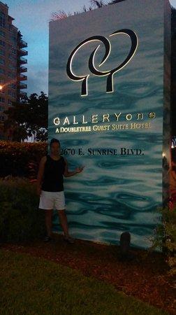 GALLERYone - A DoubleTree Suites by Hilton Hotel: Mooi en sjiek hotel