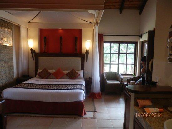 Ol Tukai Lodge: Nuestra habitación