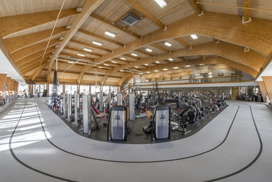 Cooper fitness center picture of hotel conference