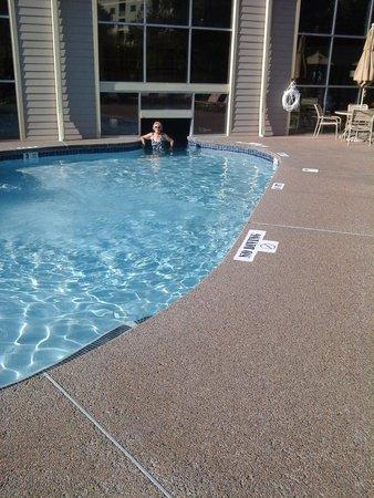 Wyndham at Bentley Brook : Heated Pool