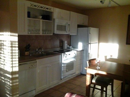 Wyndham at Bentley Brook : Kitchen