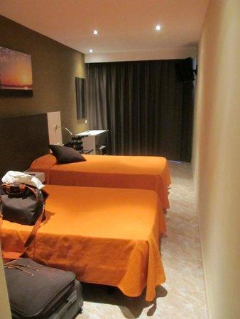 Hotel Abelux: room