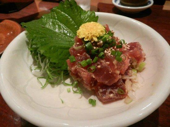 Onegiya Shinjuku ten: Delicious beef dish