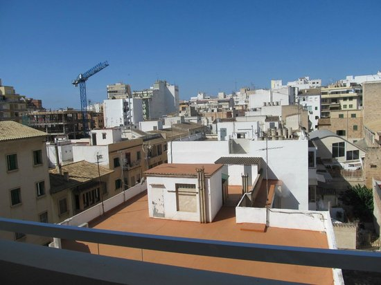 Hotel Abelux: view