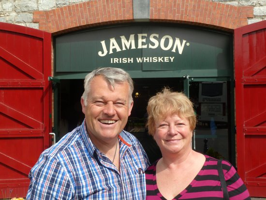 Killarney Guided Tours: Jameson Distillery